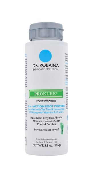 Foot Powder (Dr. Robaina)