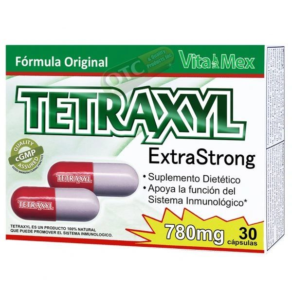 Tetraxyl Extra Strong 780mg