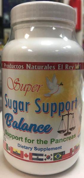 Sugar Support Balance (Apoyo para el páncreas)