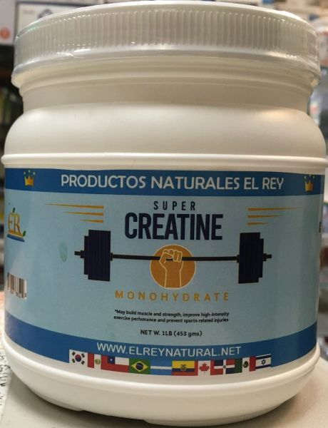 Creatina Monohydrate 16 Oz - Workout Support
