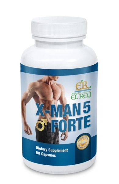 X -MAN 5 FORTE