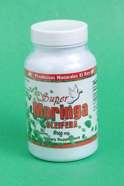 Moringa Oleifera 500mg