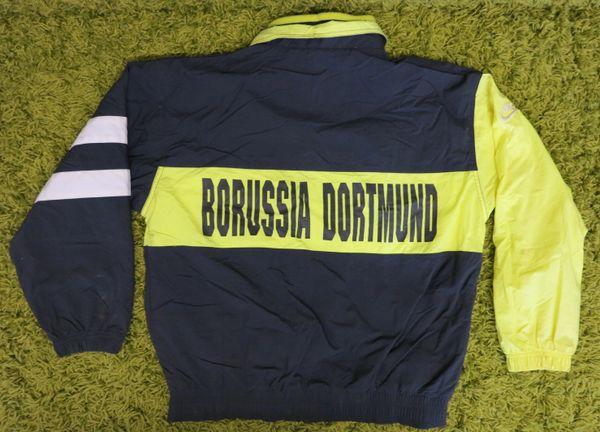 1996 1997 Borussia Dortmund Football Jacket L 8 10