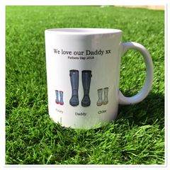 Fathers/Mother's Day mugs
