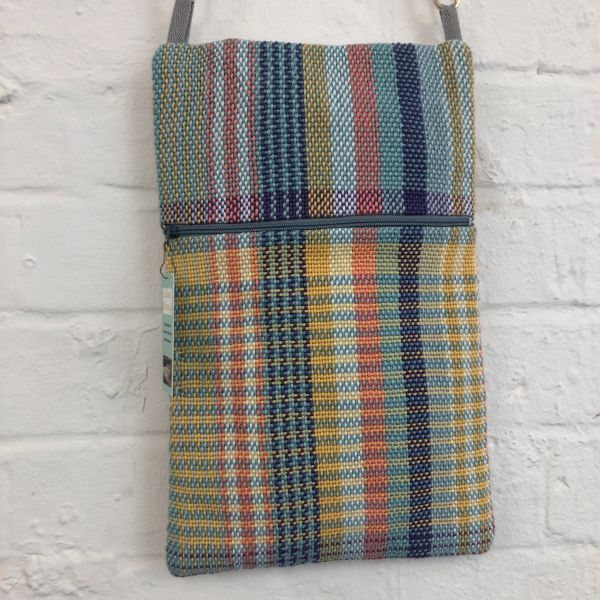 Pick 'n' Mix handwoven cotton collection - messenger bag
