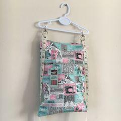 Handmade Cotton Messenger bag