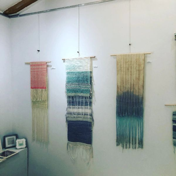 Handwoven Wall Art