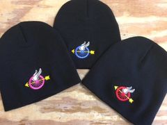 G - Youth Winged Wheel Motors Beanies, Just like Dad
