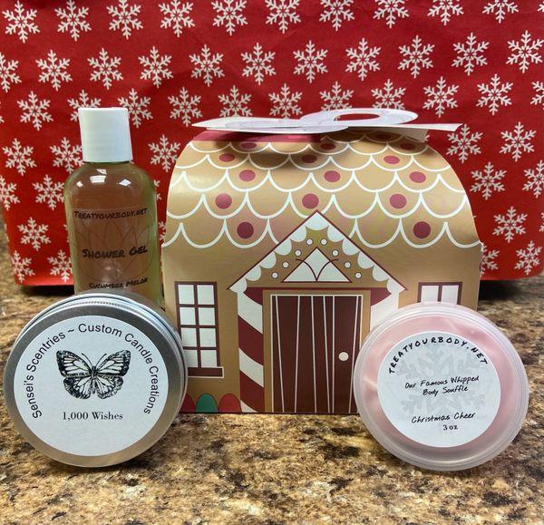 Holiday Gift Box - Regular