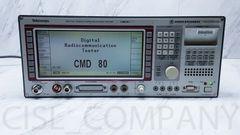 Tektronix Rohde & Schwarz CMD80 Digital Radio Communication Tester