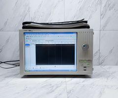 Agilent Keysight 16802A Logic Analyzer w/ Cables. OPT 1M Memory, 250 MHz State