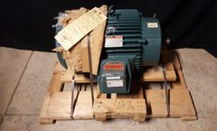 *NEW* Baldor Reliance XE 1MAF76394 30HP AC Electric Motor