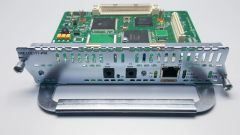 CISCO NM-1CE1T1-PRI, 2 Port Channelized E1/T1/ISDN-PRI Network Module Card