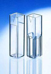 Plastibrand 7591-50 Semi-Micro Plastic UV Cuvettes for Spectrophotometers