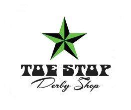 Toe Stop Derby Shop