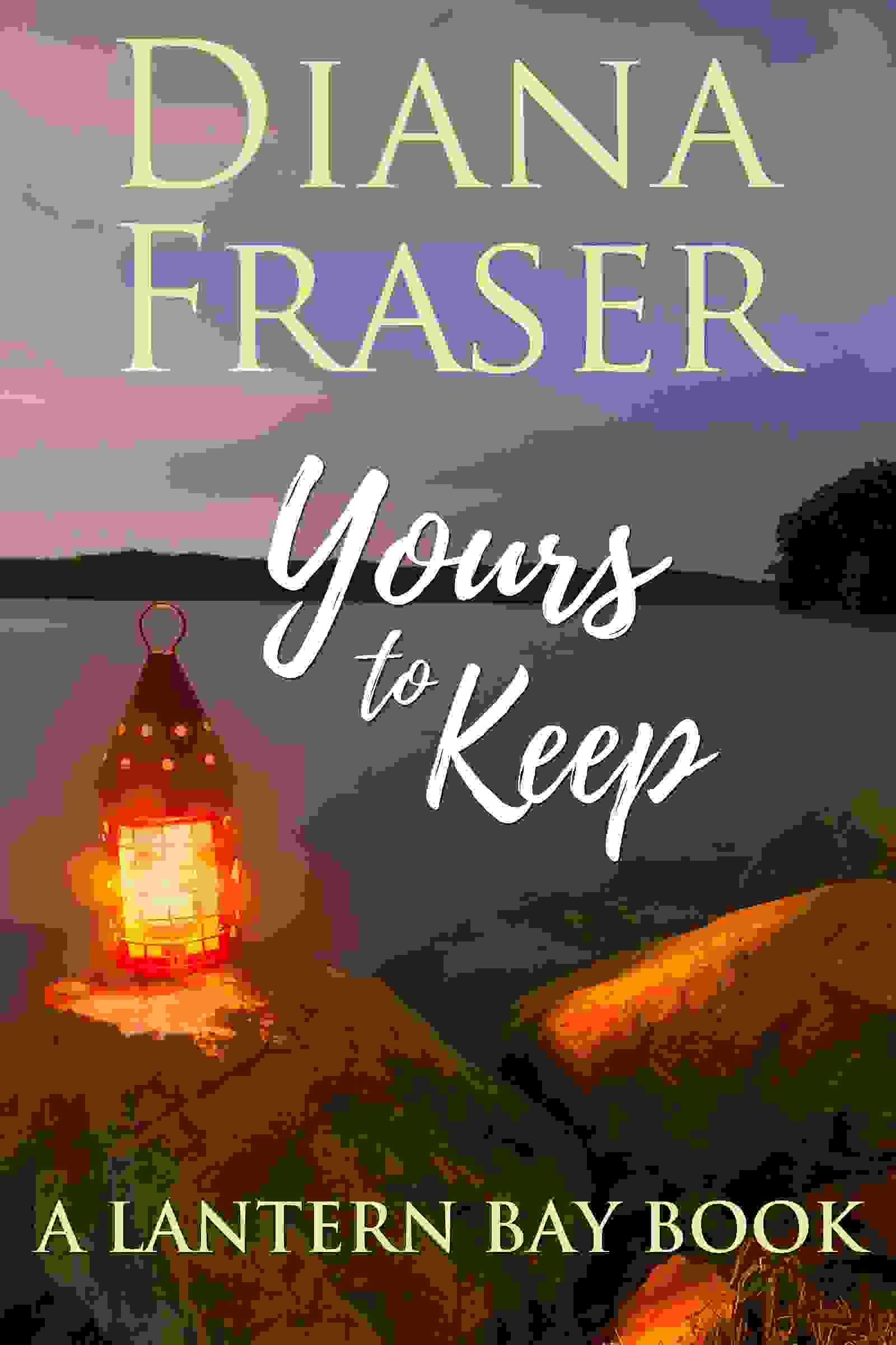Yours to Keep (Book 4, Lantern Bay)