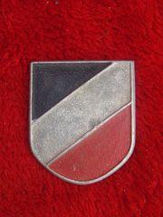 Original unissued Afrikakorps Pith Helmet Badge