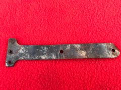 British Vickers machine gun starter tab dated 1918,nice condition relic recovered in 2015 from the Battlefield of Le Hamel the 4th July 1918,Australian and American offensive on the Somme