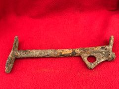 British Soldiers Sten gun mark 2 back stock,relic condition,rare find recovered from the Reichswald Forest part of the Siegfried Line the battle fought between 8th February to 11th March 1945 in Germany