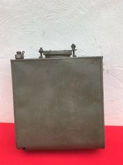 Very rare German world war 1 water carrier back pack,nice solid relic recovered on the Somme battlefield 1916-1918
