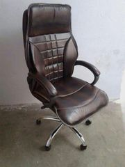 Leather chair - Butterfly