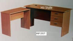 Workstation Table HSF 2317 with Side Unit (Table Size : 5 * 2.5 Feet)