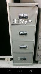 File Cabinet (4 Drawer)