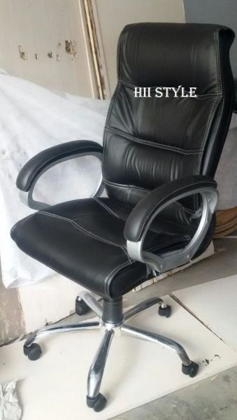 Leather chair 57854