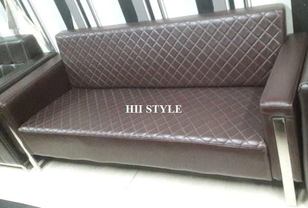 Office Sofa Set 3 seater 3068
