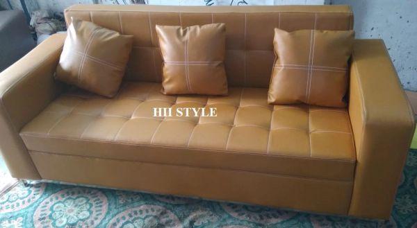 Sofa 57485 Tan