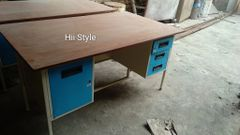 Office Table 478 Mild steel