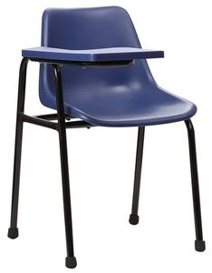 Writing Pad Chair Class for Student - BW