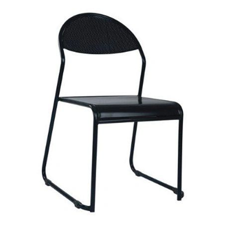 Perforated Chair without arm