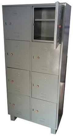 Locker 8 Section