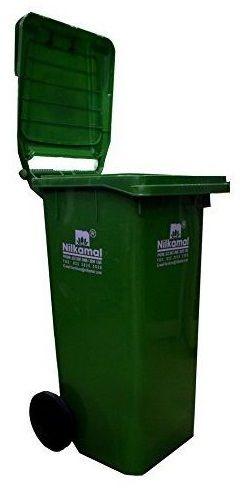 Nilkamal Dustbin 240 Litre Green WB-240