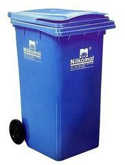 Nilkamal Dustbin 240 Litre Blue WB-240