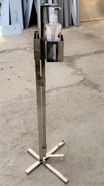 Liquid Soap Dispenser Stand Machine