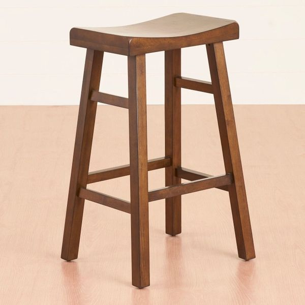 Wooden 1 Bar Stool