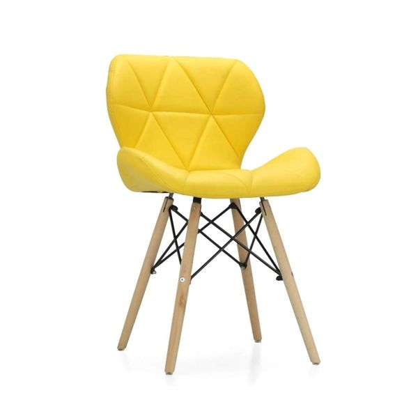 Ideal Chair Yellow