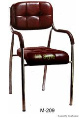 Visitor Chair 209 Brown