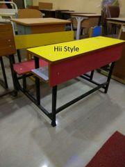 School Desk 6874