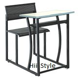 School Desk 1247 (Single Seat)