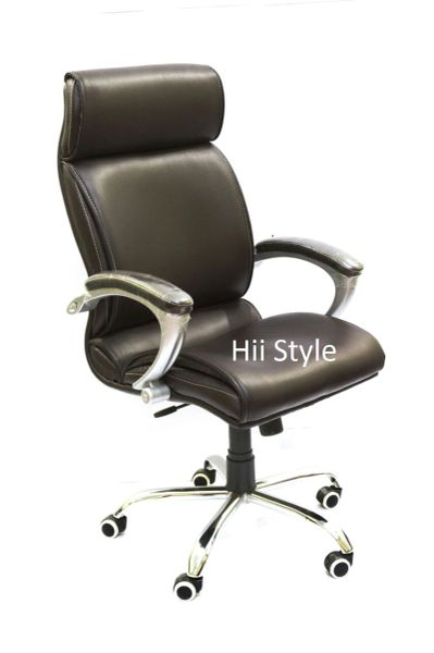 Executive Boss Chairs Leather Director High Back DC 314