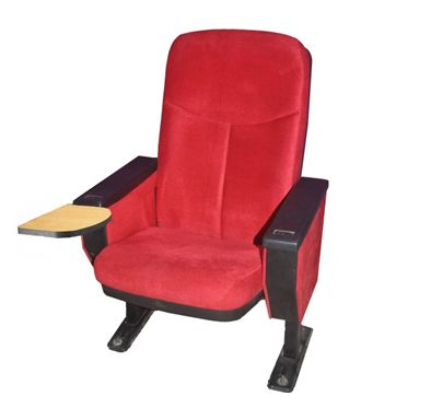 Auditorium Chair 03 (with Writing pad)