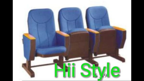 Cinema Auditorium Chair 01