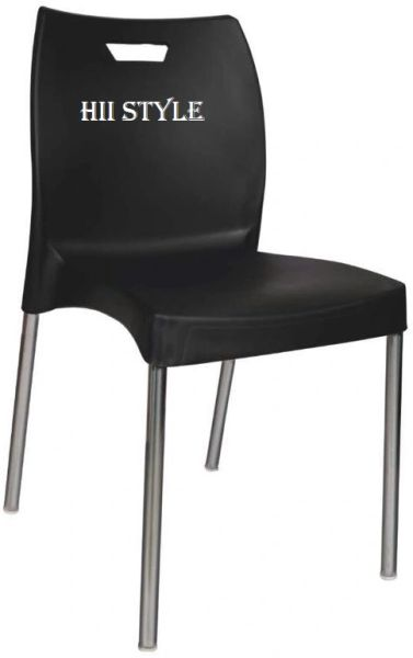 Cafe Plastic Chair - Marvella