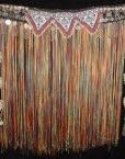 BELT VINTAGE TRIBAL KUCHI XL GYPSY ATS WOW BELT