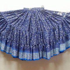 BLUES&TURQ MAHARANI Tribal Bellydance Gypsy Skirt