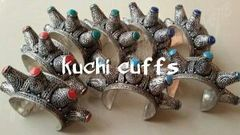KUCHI Vintage Tribal BellyDance ATS KUCHI CUFF
