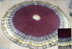 XL FABULOUS FULL PADMA ATS Tribal Bellydance Gypsy DELUXE Skirt